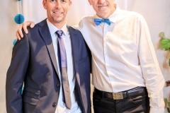Fabrice Guy et Claude Poux