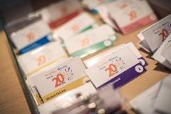 Les badges colorés ... pour les tables de Quiz !