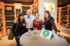 Vanille Chevallier (FPC France), Claude Poux, Lise Berille (BGI) et Sandrine Rougé (FPC France)