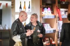 Benoit Bernard (BGI) et Dominique Vion (Fun Course)