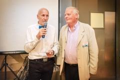 Claude Poux et Bernard Delaye (Comité Foires Mâcon)