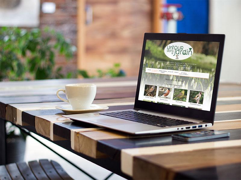 blog un tour dans le jardin
