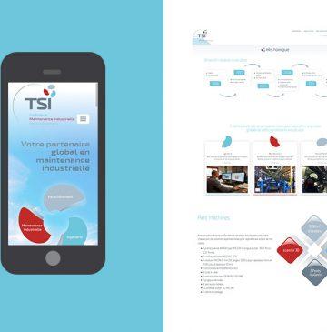 tsi production site internet