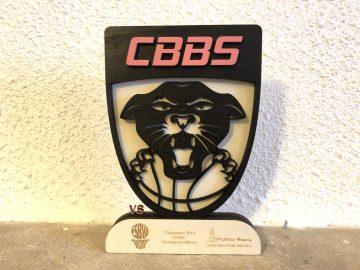 CBBS Trophée Mr Bout de Bois